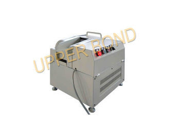 ประเทศจีน Grey White MC15 Tobacco Cutting Machines For Tobacco Shred Cutting Width 0.3 - 2 mm ผู้ผลิต